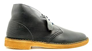 Clarks Men's Desert Boot Midnight Blue Leather 10.5 M (B00TY9B9VM) | Amazon price tracker / tracking, Amazon price history charts, Amazon price watches, Amazon price drop alerts