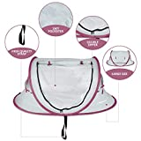 Overcrest Portable Pop Up Baby Beach Tent with UPF