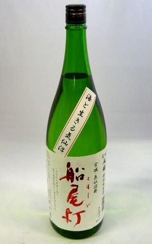 【震災復興応援】(気仙沼の日本酒)金紋両国 船尾灯(ともしび) 特別純米酒1800ml
