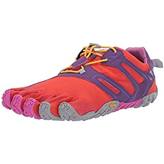 Vibram FiveFingers V-Trail, Women's Trail Running Shoes, Orange (Magenta/Orange), 5.5-6 UK (37 EU) Women's Trail Running Shoes Reviews