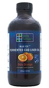 Green Pastures Fermented Cod Liver Oil Oslo Orange