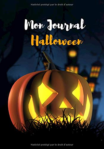 Mon Journal Halloween (French ()