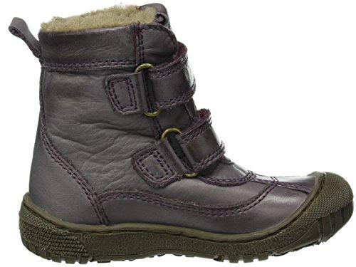 Bisgaard TEX boot 61016216, Botines Infantil Morado (5000 Syren)