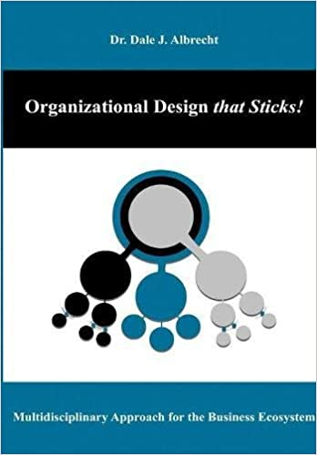 Organizational Design that Sticks: Multidisciplinary Approach for the Business Ecosystem