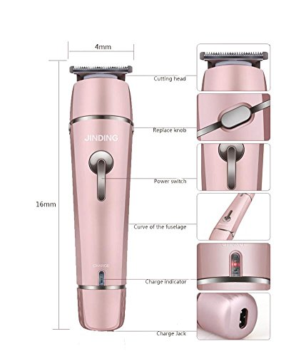 JINDIN-Electric-Hair-Clipper-Grooming-Kit-Nose-Ear-Beard-Trimmer-Shaver-Hair-Cutting-Suit-for-Family