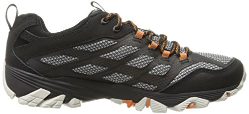 Merrell Mens Moab Fst Waterproof-M Hiking Shoe Black