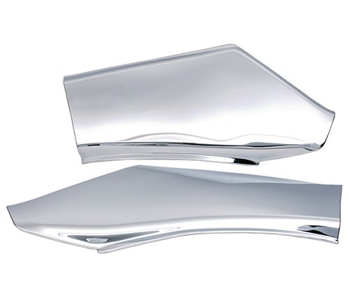 Honda Goldwing 1500 Chrome Side Cover Complete Set With -