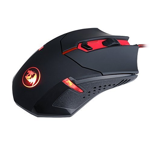 Redragon Centrophorus M601 Wired Optical Mouse