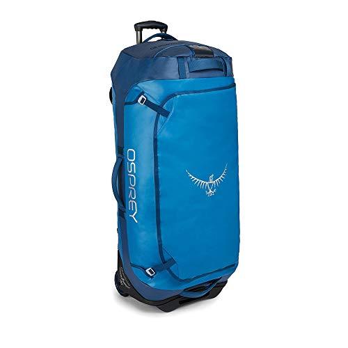 Osprey Packs Rolling Transporter 120 Duffel Bag, Kingfisher Blue