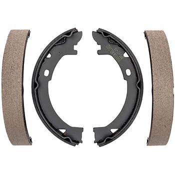 Drum in Hat Raybestos 770PG Professional Grade Parking Brake Shoe Set
