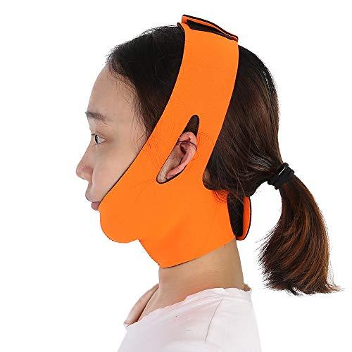 Jadeshay Cinturón Adelgazante Facial - Cara Facial para Mujer Máscara de  Vendaje Delgada V-Line c22a06db97f4