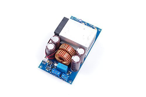 Hifi fiebre IRS2092de alta potencia amplificador Digital overol 1000W etapa amplificador de Subwoofer