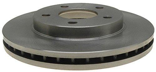 ACDelco 18A1192A Advantage Non-Coated Front Disc Brake Rotor