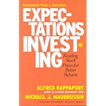Expectations Investing     **ISBN: 9781591391272**