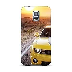 Durable Hard Phone Cover For Samsung Galaxy S5 (cxJ19182kvmG) Allow Personal Design Fashion Chevrolet Camaro Hd Skin