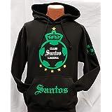 Club Santos Laguna Sudadera de Gorro Hoodie Size M
