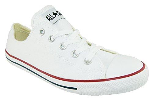Converse - Zapatillas para mujer beige / rosa / weiß 6 US - 37 EU