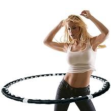 Bradex 80-JF070 Acu-Hoop Pro Massaging Hoop Exerciser with Magnet