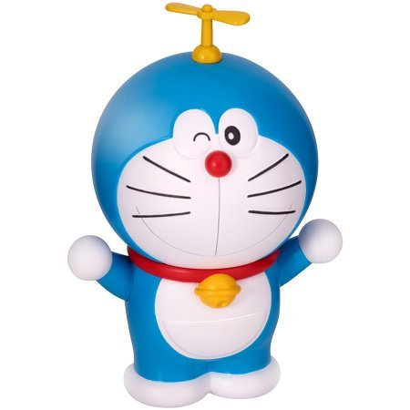 Bandai America 4 Doraemon Figure Posed with Hopter