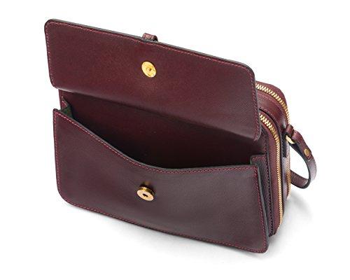 Bag Miranda SAGEBROWN SAGEBROWN Burgundy Miranda Burgundy Bag SAGEBROWN Miranda pZtZYnq