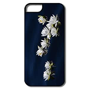 Unique Flower IPhone 5/5s Case For Birthday Gift