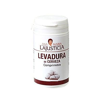 Ana María Lajusticia Levadura de Cerveza - 80 Cápsulas