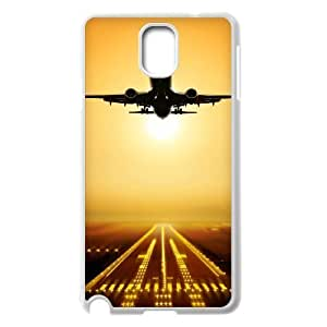 Case Of Airplane customized Bumper Plastic case For samsung galaxy note 3 N9000