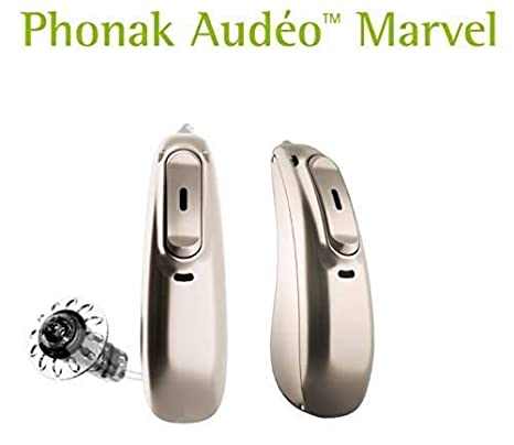 Phonak Audeo M30-312 Bluetooth Enable RIC 8 Channels Digital
