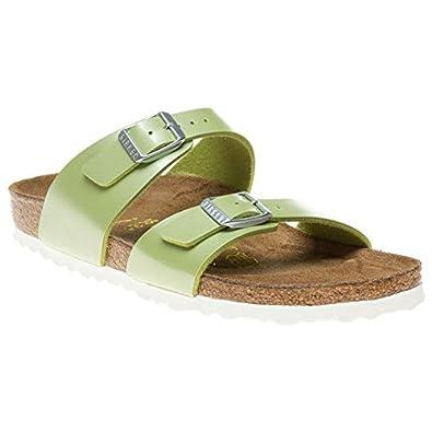 Chaussures Birkenstock Sydney grises femme TiKmodRp9H