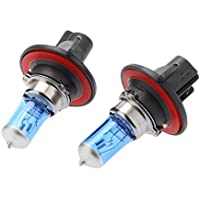 UXOXAS H13 100/80W 12V In-Car Halogen Light Bulb Filled with Xenon