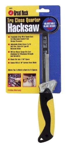 OEMTOOLS 80070 True Close Quarter Hacksaw - Close Quarter Hand Saw
