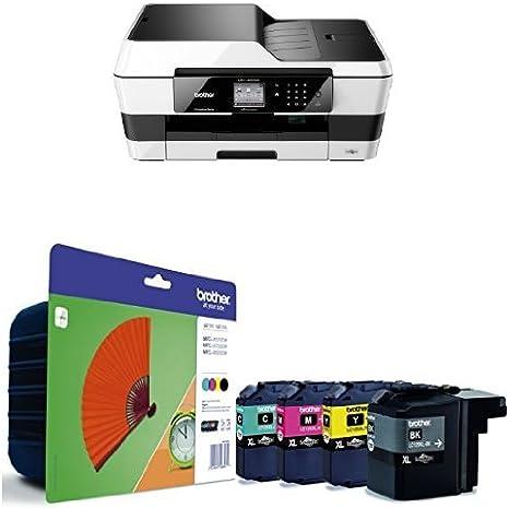 Brother MFCJ6520DW - Impresora multifunción profesional WiFi de ...