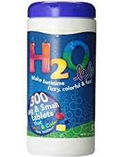 H2O La La Color - Classic Changing Bath Tablets 300 Count jar - Fun Educational Bathtime Activity for Kids, Safe, Non Toxic, Non Staining, Soap and Fragrance-Free