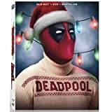 Deadpool: Holiday Edition [Blu Ray + DVD + Digital HD]