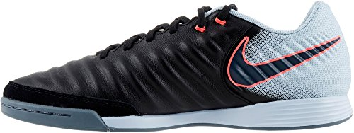 Ligera Tiempox Men's Nike Iv Orange Shoe Soccer High Leather Ic Black Ankle E7qww5