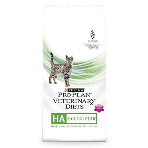 (Purina Pro Plan Veterinary Diets HA HA Hypoallergenic Dry Food - (1) 4 lb. Bag)