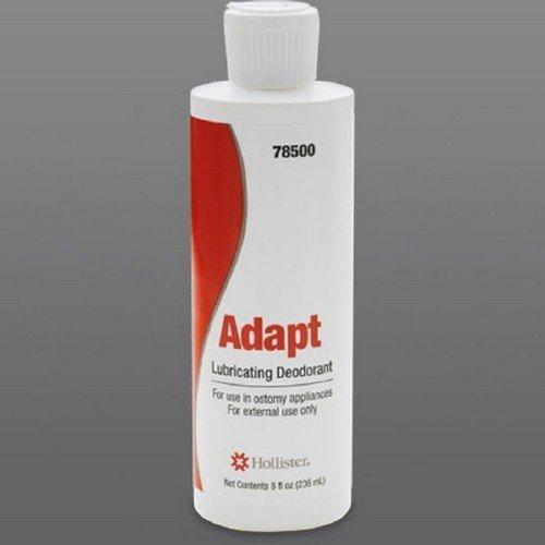 Adapt Lubricating Deodorant - 8 oz Bottle 8 Oz Ostomy Pouch Deodorizer