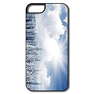 White Paradise Hard Durable Case For IPhone 5/5s