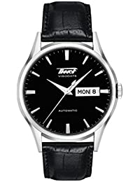 Men's Visodate Automatic Black Watch