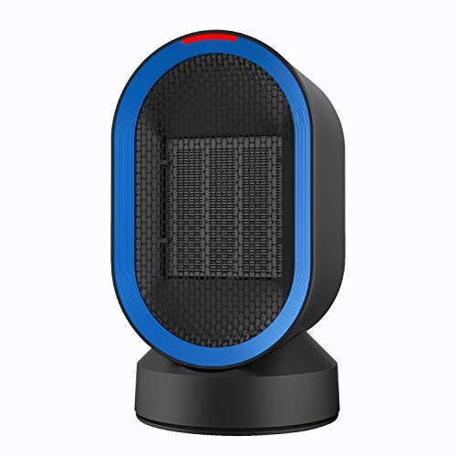 Ceramic Space Heater, Small Portable