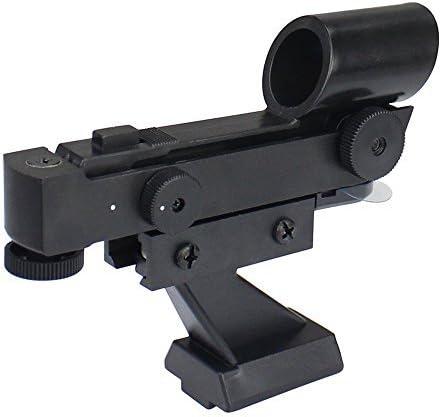 Solomark LED Finderscope - Starpointer Leuchtpunktsucher für Teleskope mit Schnellwechselsystem