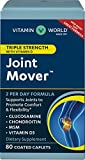 Vitamin World Triple Strength Joint Mover with