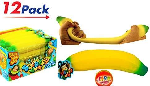 Amazon.com: Jumbo plátano Squishy por 2 goodshop | squishies ...