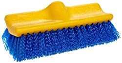 "Rubbermaid Commercial Floor Scrub Brush, 10"", Blue, Fg633700blue"