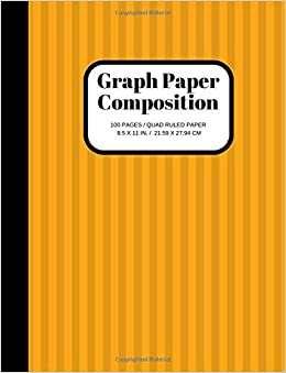 graph paper composition notebook grid paper notebook quad ruled