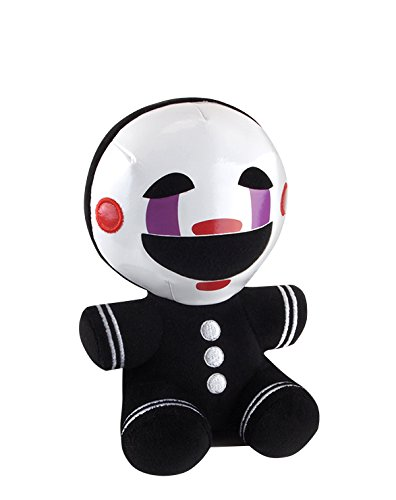 Five Nights at Freddy's Nightmare Marionette Plush, 6″