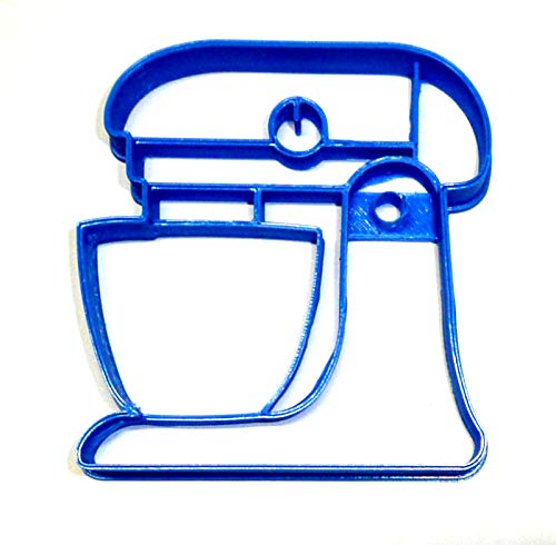 STAND MIXER KITCHEN CHEF BAKER BAKERY APPLIANCE GRINDER BLENDER FOOD SPECIAL OCCASION COOKIE CUTTER 3D PRINTED MADE IN…