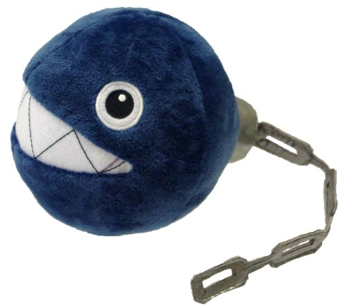 Plush Ball Chain - 4