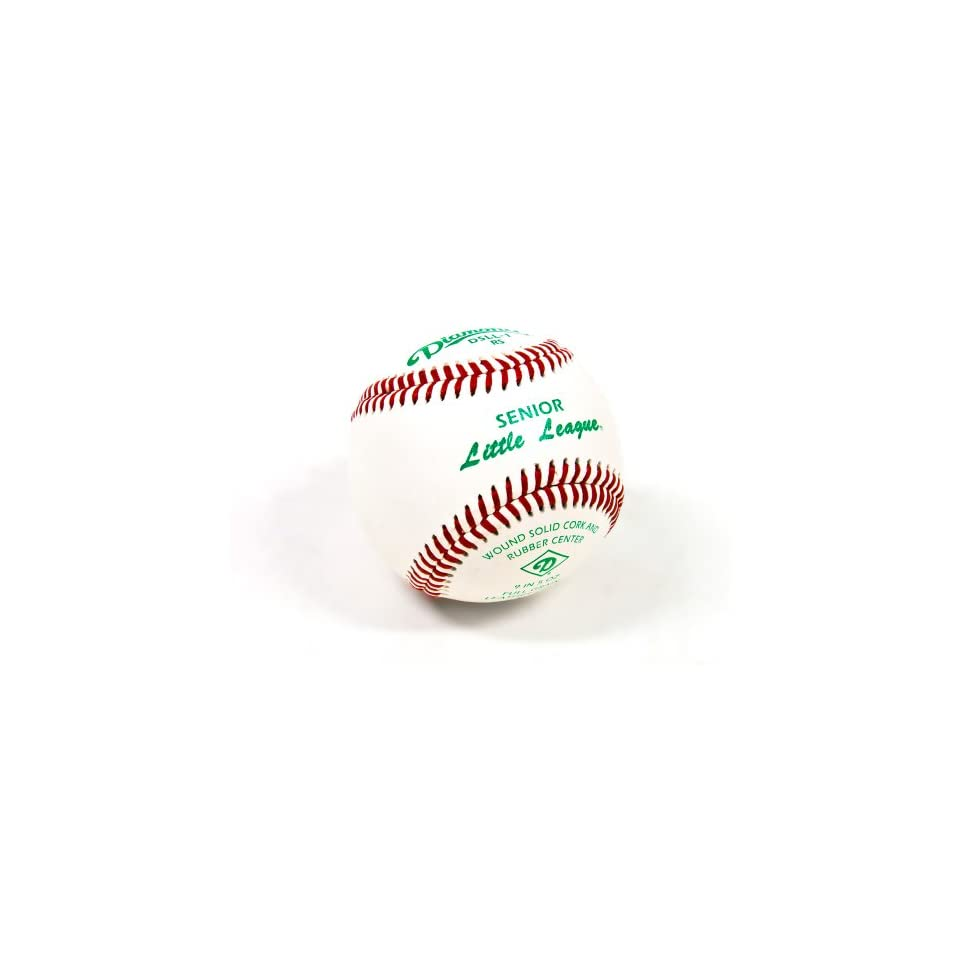 Diamond DSLL 1 Senior League Leather Baseball Individual