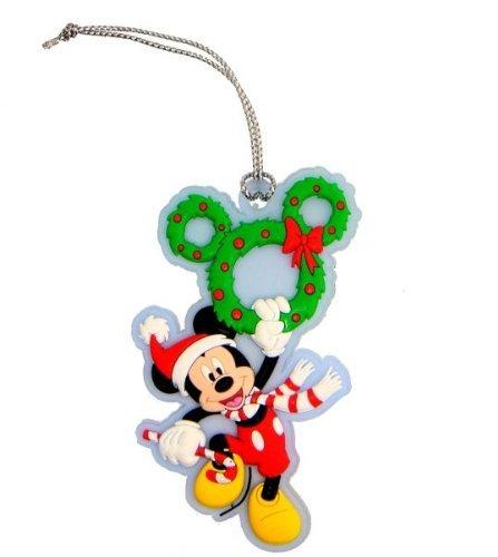 Disney Mickey Icon Wreath Christmas Laser Cut Cell Phone